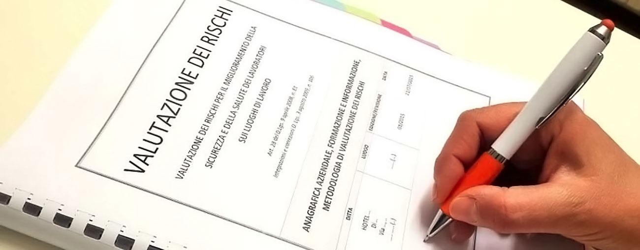 documento valutazione rischi